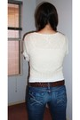 Beige-forever-21-sweater-white-gap-top-brown-abercrombie-and-fitch-belt-bl