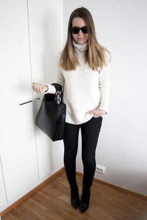 H&M jeans - H&M sweater