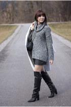 black H&M Trend boots