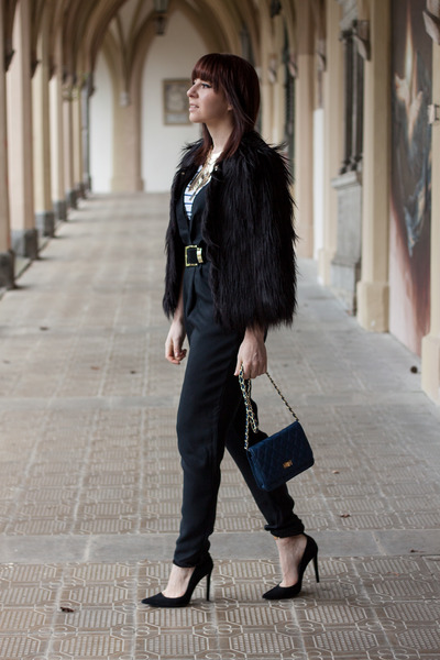 black Girissima jacket - black Girissima jumper