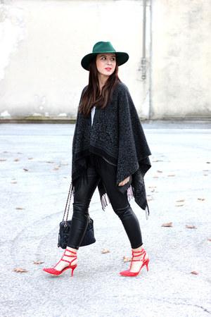 red Annaxi heels