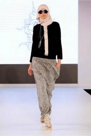 rabia z scarf - rabia z blouse - rabia z pants