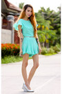 Aquamarine-romper-inlovewithfashion-dress