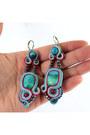 Soutache-jasper-wiolaj-earrings
