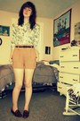 Shorts-blouse