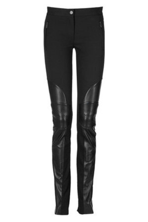 black Derek Lam pants