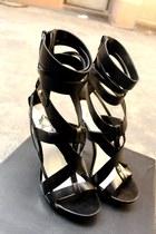 black heels 3 People are People heels