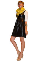 forever 21 scarf - Mossimo for Target t-shirt - Silence & Noise dress - forever