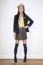 wren sweater - wren blazer - wren skirt