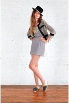 wren dress - wren jacket