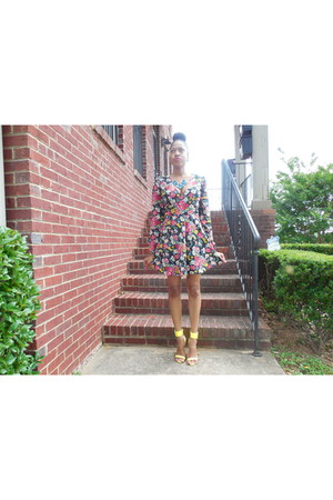 Urban Outfitters dress - GoJane heels