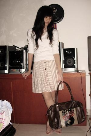 dress - Zara sweater -