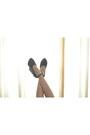 Zara-blouse-nudie-shorts-wedges-vintage-necklace