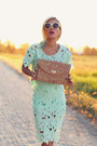 Aquamarine-crochet-top-style-moi-shirt-camel-cork-clutch-street-level-bags-bag