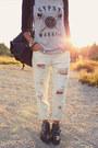 Off-white-gypsy-warrior-jeans-silver-raglan-t-shirt-gypsy-warrior-shirt