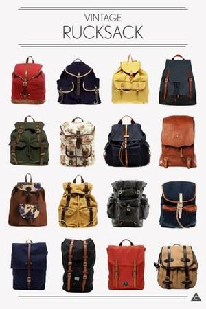 vintage bag bag