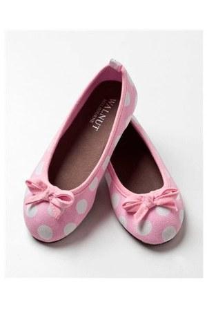 bubble gum Walnut shoes