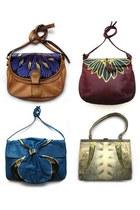 thrifted vintage purse - thrifted vintage bag