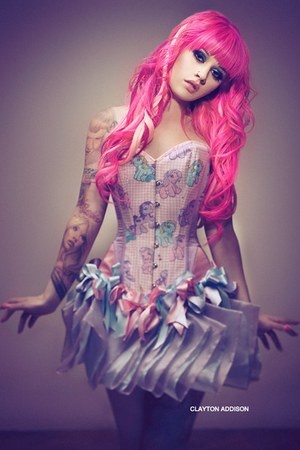 colorful cute dress