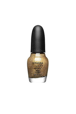 gold Sephora by OPI accessories