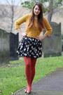 Mustard-george-at-asda-sweater-black-worn-as-a-skirt-new-look-dress
