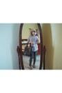 Forever-21-boots-vintage-hat-charlotte-russe-leggings-tommy-hilfiger-purse