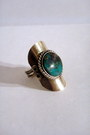 Faux-stone-vintage-ring