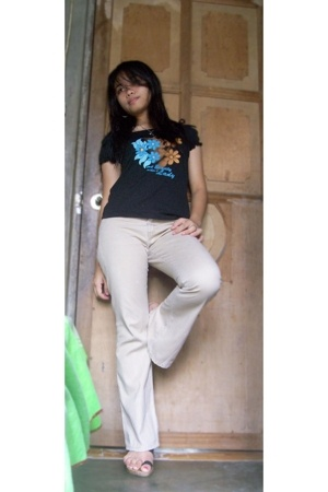 top - pants -