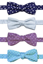 Light Blue Equeglitz Ties
