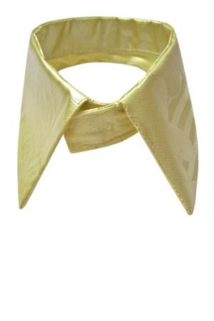 yellow Equeglitz scarf