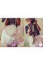 Camel-yhansy-hat-white-studded-bag-bazaar-bag-white-tutu-yrys-skirt-black-
