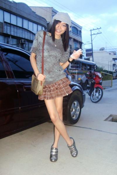H&M accessories - Mens shirt top - Ralph Laren accessories - Greenhills skirt