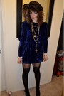 Vintage-dress-urban-outfitters-tights