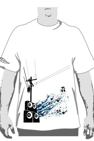 Yeoman Organics t-shirt