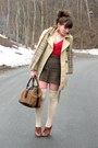 Brown-blimey-oxfords-seychelles-shoes-red-wrap-american-apparel-dress-camel-