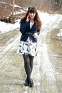 Black-mary-janes-payless-shoes-white-modcloth-dress-charcoal-gray-simply-ver