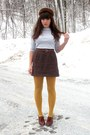 Brown-blimey-oxfords-seychelles-shoes-dark-brown-mink-vintage-hat-off-white-