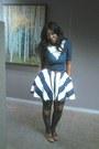 Stripz-skirt