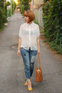 Blue-persunmall-jeans-tawny-vintage-bag-yellow-oasap-wedges