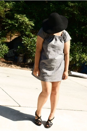 berkeley hats hat - forever 21 dress