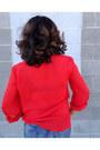 Thrifted-blouse-forever-21-jeans-thrifted-belt-urbanog-heels