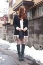 Black-feather-coat-velnica-coat-black-nadesico-boots-white-sacra-sweater