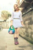 periwinkle moms vintage bag - amethyst like drmartins katie boots
