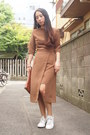 Bronze-gvgv-dress-brown-leather-clutch-dholic-bag