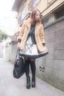 Black-jeffrey-campbell-boots-heather-gray-trump-dress-shirley-temple-dress