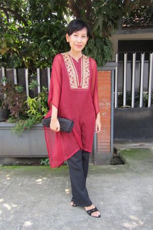 chiffon NyLa blouse
