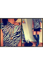 Pumps-zara-shoes-black-mischa-burton-bag-black-nafnaf-shorts-lindex-socks-