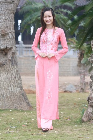 Tradition womens suit From Vietnam suit - Accessorize accessories - lizard print