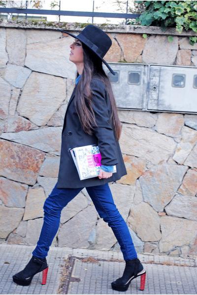 Zara heels - Zara hat