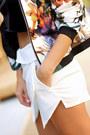 Black-crop-top-top-white-sheinside-jacket-white-skort-choies-shorts